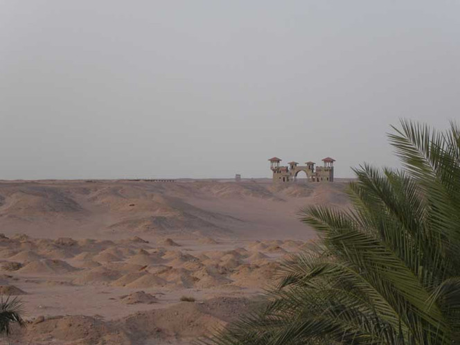 Wüste, Fotografie, Wachturm, Ägypten, Sand, Turm