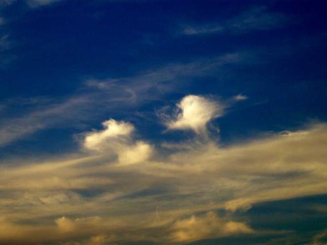 Farben, Licht, Fotografie, Wolken