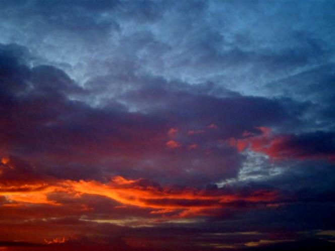 Farben, Wolken, Licht, Fotografie