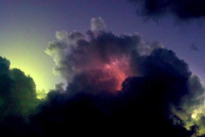 Wolken, Farben, Licht, Fotografie,