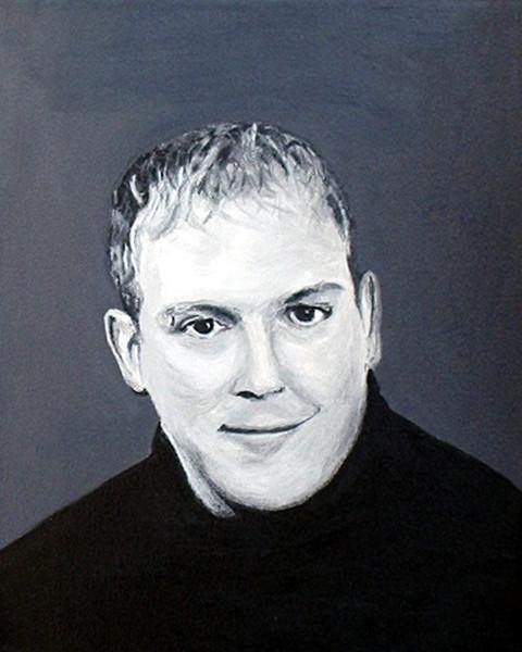 Figural, Acrylmalerei, Malerei, Portrait,
