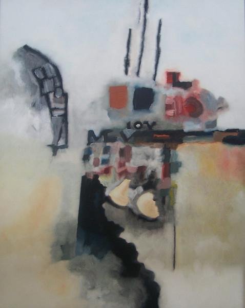 1958, Malerei, Sünde,