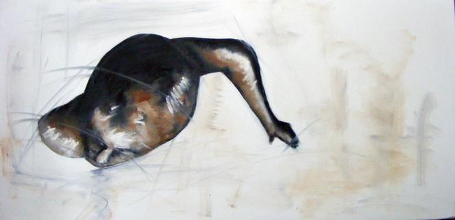 Malerei, Figural, Kopf