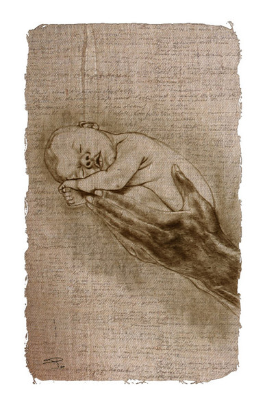 Kinder, Baby, Liebe, Digitale kunst, Zeichnung, Zeichnungen