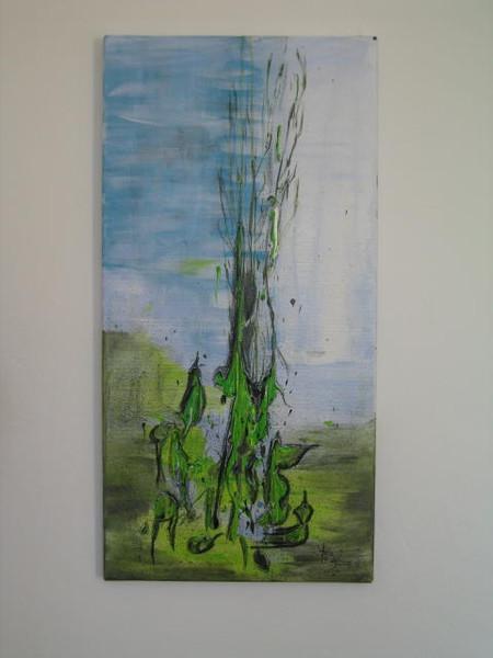 Abstrakt, Malerei, Frei