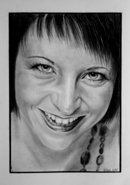 Ruschig, Erstfeld, Zeichnungen, Portrait,