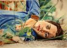 Ruschig, Portrait, Zeichnung, Zeichnungen