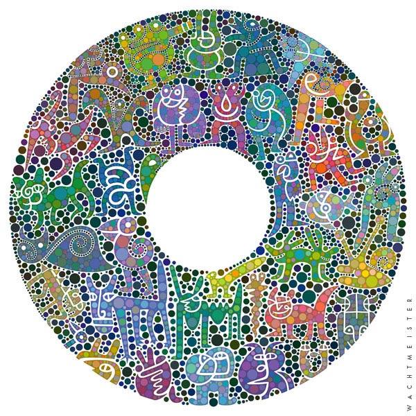 Vielfalt, Wesen, Kreis, Fauna, Fantasie, Mikrowelt