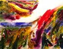 Malerei, Ölmalerei, Expressionismus, Modern
