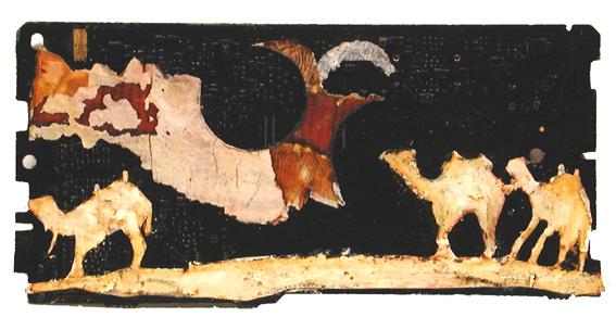 Malerei, Tiere, Orient, Kamel