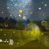 Sternenkarte, Klangfolgen, Geheimes universum, Mischtechnik
