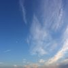 Wolkendrache, Himmel, Mond, Fotografie