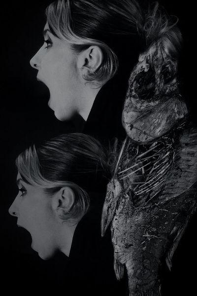 Schwarzweiß, Fotografie, Dunkel, Monochrom, Portrait, Emotion