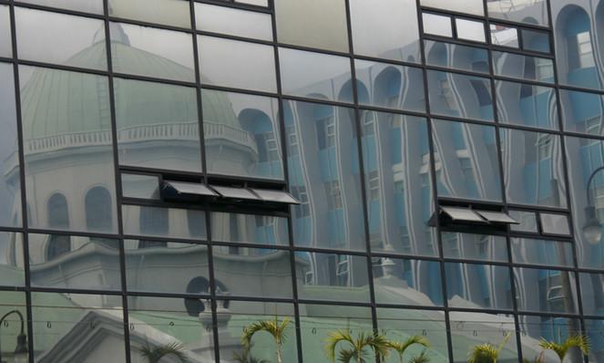 Spiegelung, Architektur, Fotografie,