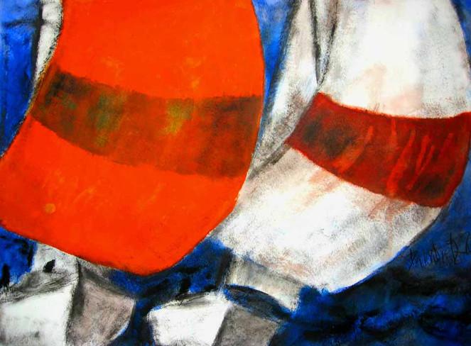 Malerei, Regatta