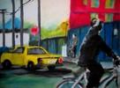 Skizze, Malerei, 2008