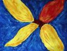 Abstrakt, Acrylmalerei, Malerei, Blumen