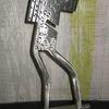Skulptur, Massiv, Stahl, Schweißen