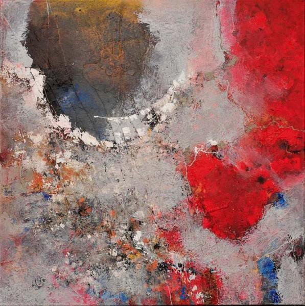 Acrylmalerei, Malerei, Abstrakt, Oijen,