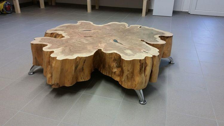Design, Kunsthandwerk, Baum, Holz, Tisch