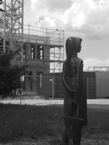 Statue, Fotografie,