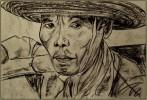 Malerei, Zeichnung, Zeichnungen, China