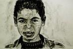 Malerei, Zeichnung, Zeichnungen, Junge