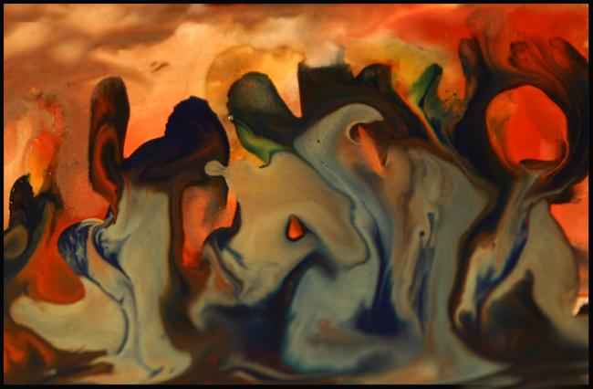 Malerei, Ende