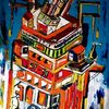 Babel, Turm, Malerei,