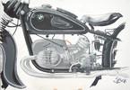 Motor, Technik, Bmw, Motorrad