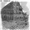 Haus, Zeichnung, Zeichnungen, Architektur