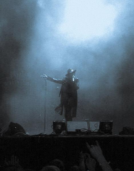 Festival, Manson, Abstrakt, Fotografie, Southside,