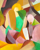 Geometrisiert, Akt, Abstrakt, Malerei