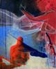 Armselig, Abstrakt, Akt, Malerei