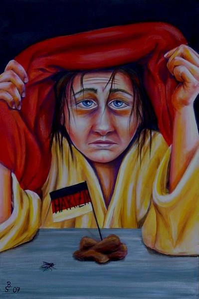 Placebo, Suggestivwirkung, Versagen, Malerei, Menschen, Hartz