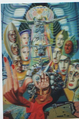 Philosophie, Religion, Verrat, Abendmahl, Malerei, Surreal