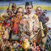 Surreal, Bibel, Apokalypse, Malerei