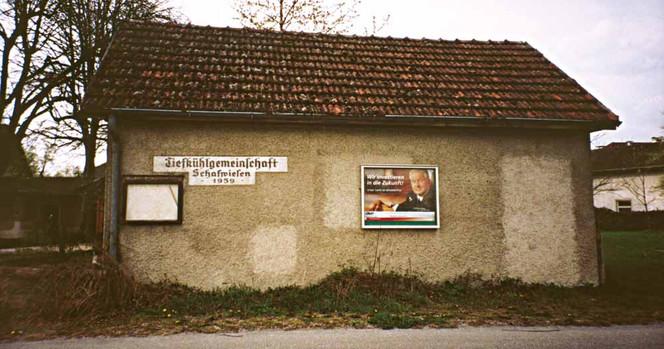 Landschaft, Budoucnost, Fotografie