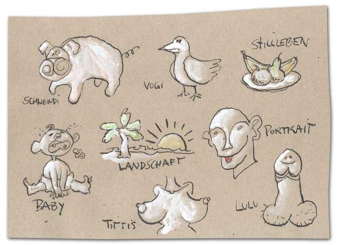 Portrait, Brust, Vogel, Baby, Schwein, Sonne