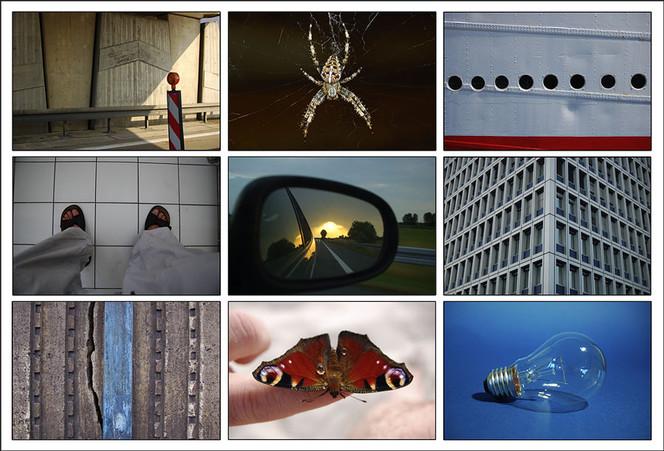 Collage, Fotografie