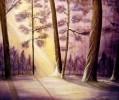 Baum, Winter, Malerei, Schnee