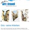 Stadt, Artistravel, Malerei, Strand