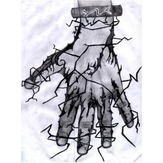 Bleistiftzeichnung, Surreal, Zeichnung, Zeichnungen