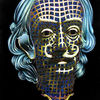 Salvador Dali-Berühmte Gemälde_Ikone Dali-Fantastische Kunst-Berühmte Kunstwerke-Berühmte Maler-Art Fantastique-Fantastic Art