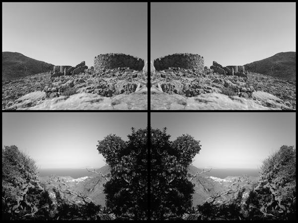 Sommer, Mühle, Fotografie, Schwarz weiß, Konzept,