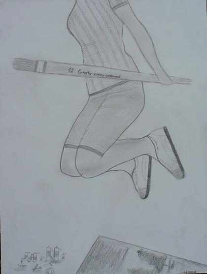 Zeichnung, Wahnsinn, Zeichnungen,