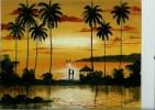 Sommer, Meer, Bali, Sonne