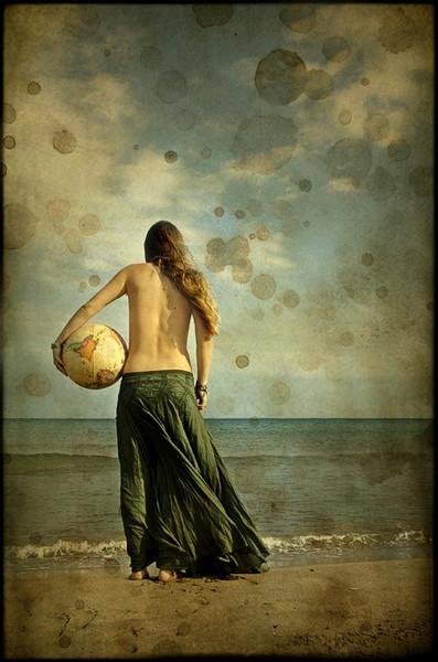 Menschen, Welt, Sehnsucht, Fernweh, Fotografie, Erde