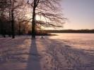 Fotografie, Landschaft, Morgen