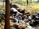 Wasserfall, Wasser, Fotografie, Gartenkunst